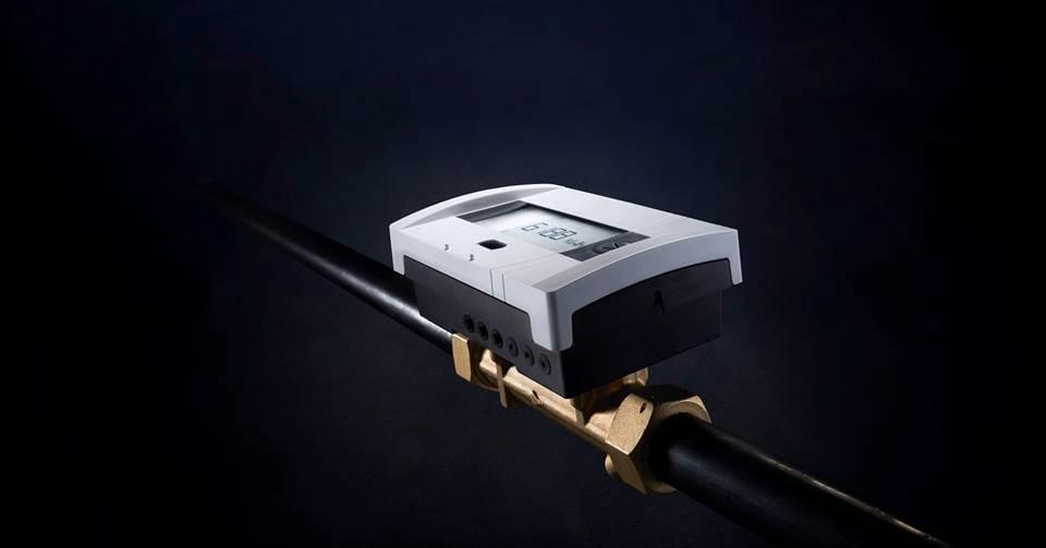Прибор учета тепловой энергии SonoSafe 10
