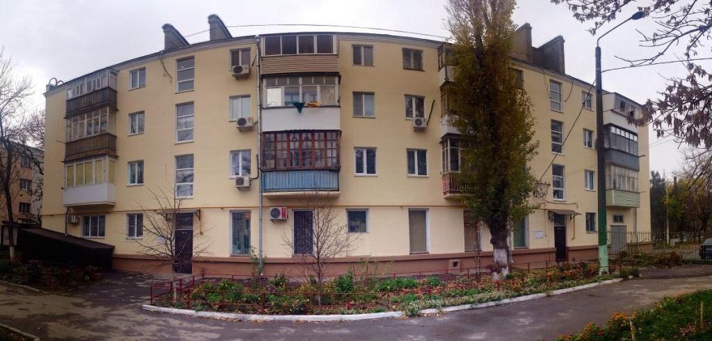 многоквартирный дом в Азове