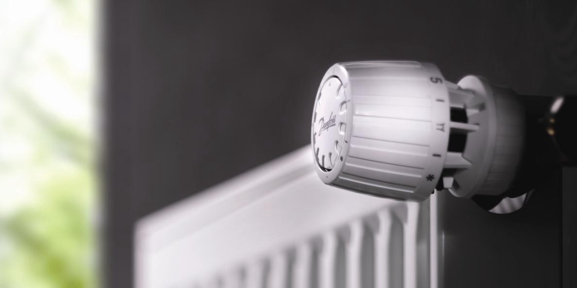 Автоматический радиаторный терморегулятор