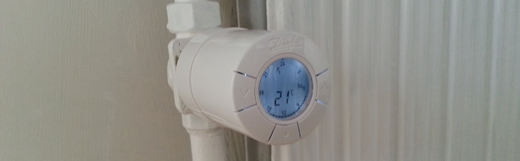 радиаторный терморегулятор