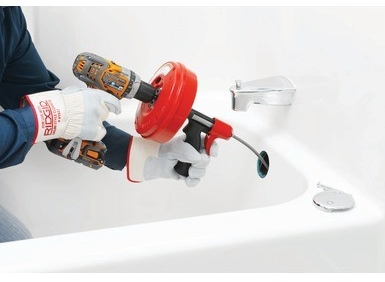 установка для прочистки канализации Power Spin